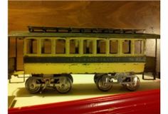 Rare Lionel #3 powered trolley electric rapid transit pre war. £1,350