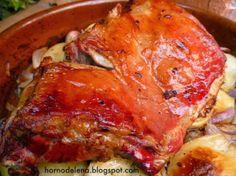 Carne Asada, Lechon, Barbacoa, Canapes, Empanadas, Food For Thought, Lasagna, Pork, Yummy Food