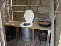 Fabrication De Toilettes Seches Et Composteur