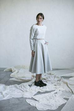 Grey wool Made in Barcelona Winter look