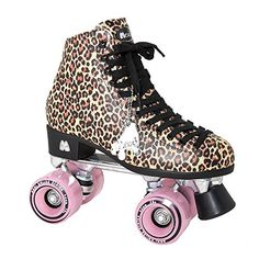 Riedell Roller Moxi Ivy (Brown Leopard, 8 Medium) >>> You can get more details by clicking on the image.