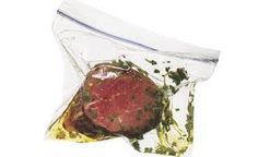 You can freeze meat & marinade together.