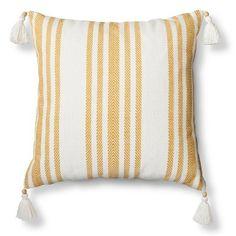Woven Striped Throw Pillow - Threshold™ : Target