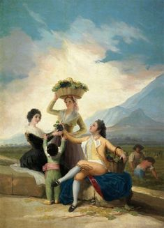 """Read """"Francisco Goya"""" by Sarah Carr-Gomm available from Rakuten Kobo. Francisco Goya was recognised from a very early age as the leading artist in Spain, rising to become the off. Art Works, Art Prints, Spanish Art, Art Painting, Spanish Artists, Painting, Art, Francisco Goya, Goya Paintings"""