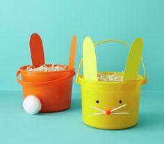 How To: Make Bunny Buckets