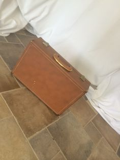 Vintage brief case