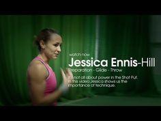 Los trucos de los campeones: Jessica Ennis | Trucos del deportista | Sportlife.es