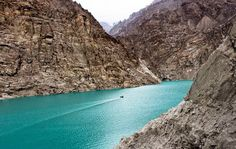 Lago Attabad -  Paquistão