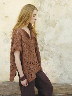 New Favorites: Groovy crochet tunic