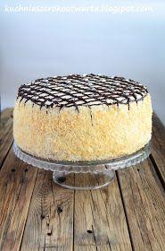 Kuchnia szeroko otwarta: Tort kokosowy z ananasem Cookie Desserts, Holiday Desserts, Cookie Recipes, Cake Cookies, Cupcake Cakes, Cinnamon Roll Pancakes, Individual Cakes, Breakfast Menu, Pumpkin Cheesecake