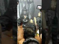 Rajendhira Prasadh: A Big Snake appears at Nrusimha Swamy Temple | Kri...