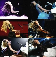 OH MY GOD! THIS IS SO COOL! I LOVE WHEN TAYLOR DURING THIS DURING THE SONGS! IT JUST SO COOL!