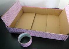 dolls bed diy cardboard - Google Search Diy Cardboard, Diy Bed, Diy Doll, Dolls, Google Search, Home Decor, Baby Dolls, Decoration Home, Room Decor