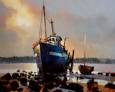 Stranded in Masset, by Michael O'Toole
