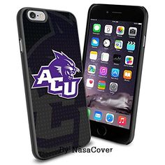 NCAA University sport Abilene Christian Wildcats , Cool iPhone 6 Smartphone Case Cover Collector iPhone TPU Rubber Case Black [By NasaCover] NasaCover http://www.amazon.com/dp/B0140MV6AQ/ref=cm_sw_r_pi_dp_6Kf2vb123YB0D