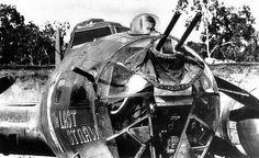 B-17 gun turret | Flickr - Photo Sharing!