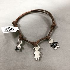 Boys and girls charms
