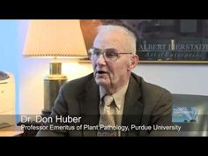 Professor Don Huber, plant pathologist at Purdue University, tells how Roundup causes soil disease and robs our soils of minerals. He is a man for our time. We all knew this. He said it!
