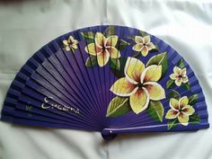 A Princess Drawings, Hand Fans, Textiles, Hair Comb, Samurai, Diy And Crafts, Japanese, Crystals, Purple