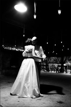 First dance, photographed with now discontinued Fuji Neopan 1600 film. Wedding in Tofte, Wisconsin. July 23, 2011. Photographed entirely on film with Leica M3, Leica M6 and Nikon FM2 cameras. Photography by Bradley Hanson. www.bradleyhanson...