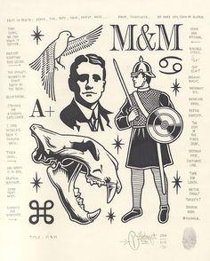 """""""M&M"""", 2014."""