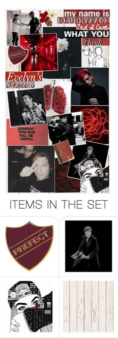 """""""⠀⠀⠀⠀⠀⠀⠀      ✧*:・゚BUT NOW WE'RE STRESSED OUT"""" by itssuperleaf ❤ liked on Polyvore featuring art and comments"""