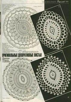 Häkelanleitungen - Duplet No. 69 Russian crochet patterns magazine - ein Designerstück von Duplet bei DaWanda