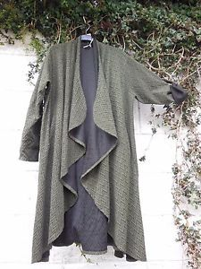QUIRKY-DUSTER-COAT-JACKET-SEMI-WATERFALL-OSFA-TO-46-034-BUST-BNWT-LAGENLOOK-ETHNIC