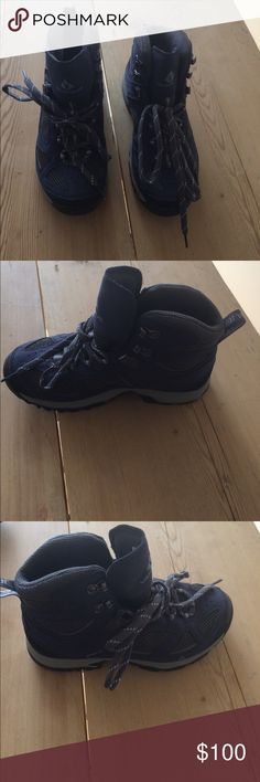 NWT Vasque Hiking boots New without tags! These vasque hiking boots have never been worn and are perfect for a good hike. They are a size 8. Vasque Shoes