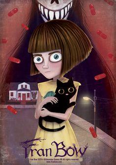 Fran Bow Poster by UraniaOrwell.deviantart.com on @DeviantArt