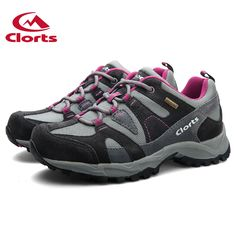 e56383e39 US $64.29 |Aliexpress.com : Buy 2016 Womens Hiking Shoes HKL 828C/D Cow Suede  Rubber EVA Hiking Shoes for Women Breathable Outdoor Boots Sports Sneakers  ...