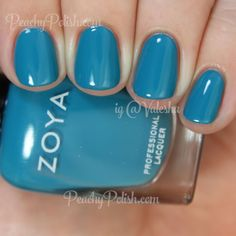 Zoya Talia | Summer 2015 Island Fun Collection | Peachy Polish