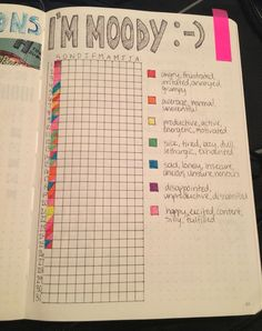 Your bullet journal ideas can be used for so much more than just keeping track of your to do list. Get inspired by these bullet journal spreads you need to try in this year! Bullet Journal Tracker, Bullet Journal Mood, Bullet Journal Ideas Pages, My Journal, Bullet Journal Inspiration, Journal Pages, Bullet Journals, Journal Ideas For Teens, Bullet Journal Ideas How To Start A