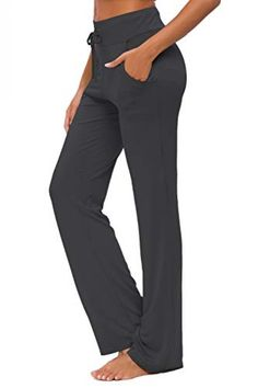 Bamboo hip hugger flap pockets boot cut yoga pants  Price: 18.99  #yoga Women's Athletic Leggings, Yoga Leggings, Workout Leggings, Workout Pants, Running Pants, Sport Pants, Yoga Pants With Pockets, Hipster Underwear, Athletic Women