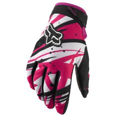Fox Racing Women's Dirtpaw Undertow Gloves