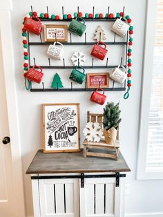 Christmas Time Is Here, Wonderful Time, Cocoa, Holiday Decor, Kitchen Ideas, Inspiration, Home Decor, Biblical Inspiration, Decoration Home