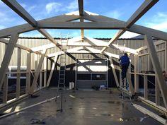Wind Turbine, Basketball Court, Projects