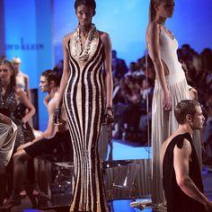 #TBT 10 Years ago today  #MBFW #LloydKlein runway @ #nyfw #NewYorkFashionWeek #fashion_marathon for #summer2015 starts today ! #CFDA #FernMallis @fernmallis @cfda @mbfashionweek #Padgram