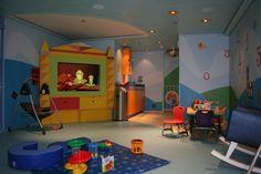 Disney Fantasy Small World Play Area