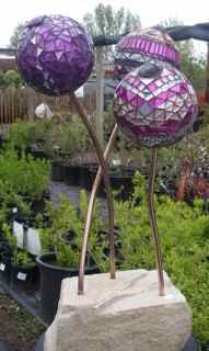 Mosaic Sculpture for Your Home and Garden