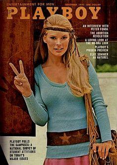 Jackie Ray - Playboy Magazine [United States] (September one of my first Playboy Bunny, Playboy Playmates, Vintage Playmates, Magazine Wall, Magazine Covers, Barbi Benton, Playboy Enterprises, Playboy Logo, Hippie Man