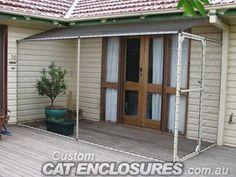 Cat enclosures canberra