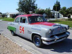 Panamericana Veteran 1954 Mercury Monterey. This just looks too fun.
