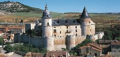 Castillo de Simancas en #Valladolid                                                                                                                                                                                 Más