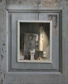 box sculpture by Peter Gabriëlse | Size 63x51x13cm