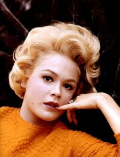 Sandra Dee - her marriage to Bobby Darin in 1960 kept her in the public eye for much of the decade. They met while filming Come September (which was released in 1961). She was under contract to Universal Studios, which tried to develop Dee into a mature actress, and the films she made as an adult—including a few with Darin—were moderately successful.