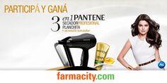 Farmacity - ¡Registrate y participá por un un secador rofesional, planchita y…