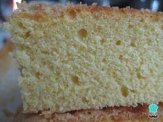 Receta de Bizcocho sin gluten y sin huevo - ¡Muy esponjoso!