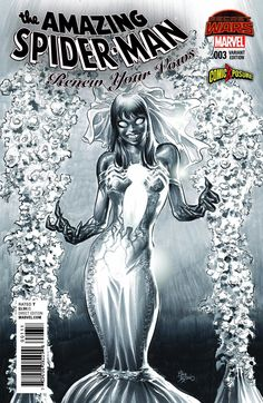 Amazing Spider-Man: Renew Your Vows #3, Deodato Variant B/W