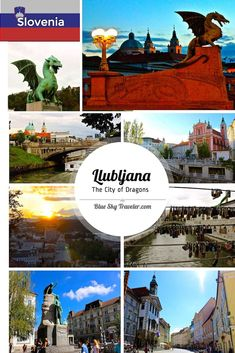 Ljubljana, Slovenia is an undiscovered gem in Europe. Few tourists, lots of…